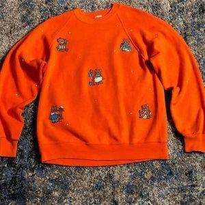 Jerzees Vintage Women's Teddy Sweater